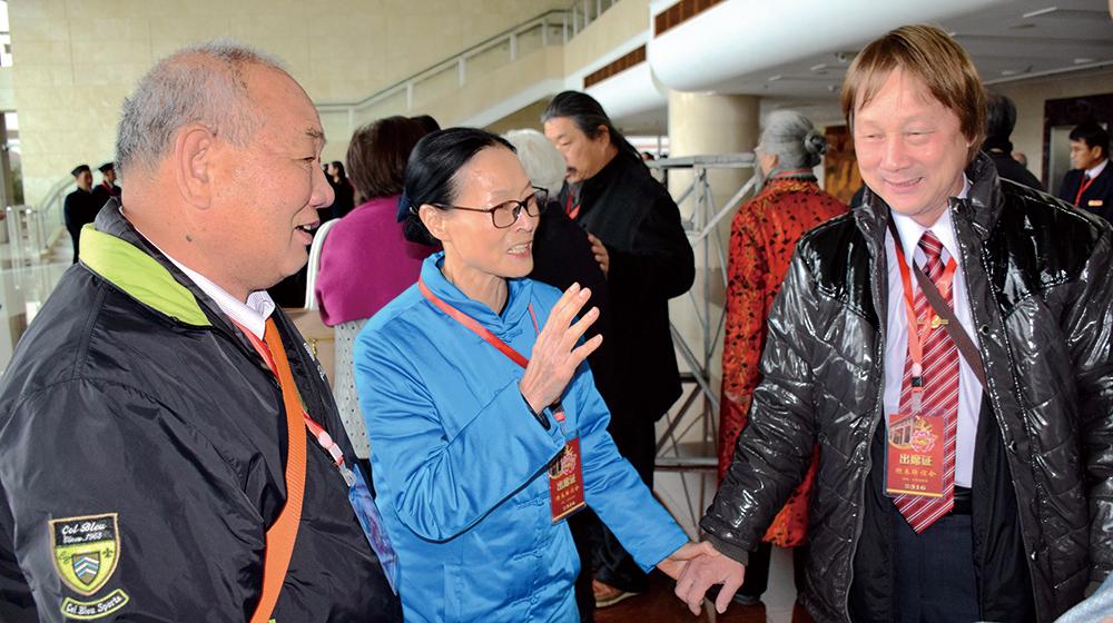 2016年内地、台湾道教界_迎春联谊会在福州举行
